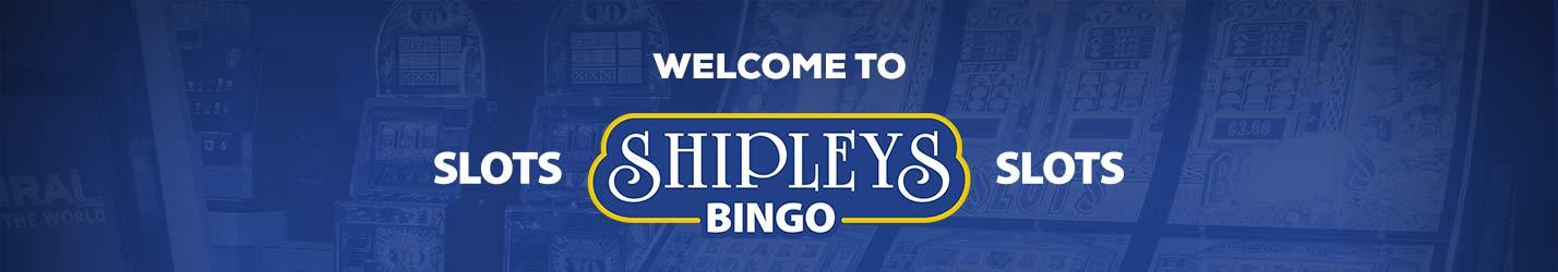 Welcome to Shipley's Bingo!